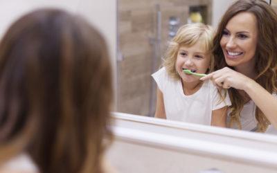 Tipos de cepillos de dientes para niños | Farmacia Bel Air